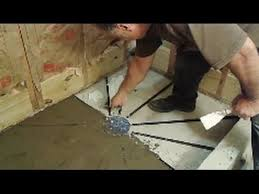 how to install shower pre slope step by step d i y the easy way