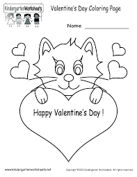 preschool valentine coloring pages – jiwai.me