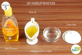 things you ll need for diy makeup remover