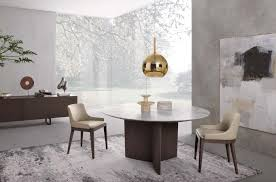dining room table with bench against wall. MisuraEmme Ala Round Table Dining Room With Bench Against Wall