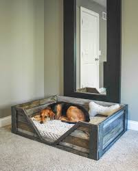 9 fabulous ways to create a modern diy dog bed