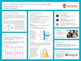 Presentations And Posters Designlab Uw Madison
