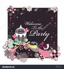 holiday office party invitation templates invitations card printable welcome party invitation cards