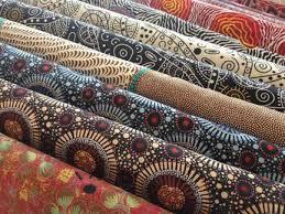 Largest selection of Australian Aboriginal quilting fabrics at ... & Dreamwtime Stories Australian Aboriginal fabrics Adamdwight.com