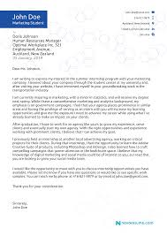 Sample Of A Professional Cover Letter Cover Letter Examples For 2019 Writing Tips