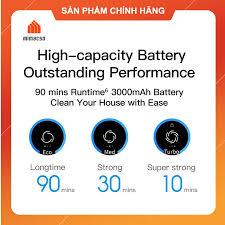 Máy hút bụi Xiaomi Dreame V9 / V10 / V11 cầm tay không dây - MiMacSo