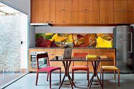 Revêtement Mural Cuisine Nature Avec Une Crédence Izoa