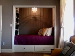 closet bedroom. Best 25 Bed In Closet Ideas On Pinterest And Bedroom R