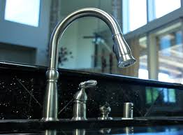 Smart Spray Pull Down Faucet Spray Head In Chrome Plumbing Parts