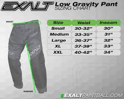 45 Proper Valken Paintball Pants Size Chart