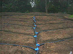 garden drainage. THIS IS HOW GARDEN DRAINAGE SHOULD LOOK,ESSENTIAL IN WET AREAS TO AVOID PONDING ON THE SURFACE OF GARDEN. Garden Drainage
