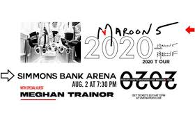 Maroon 5 Coming To North Little Rock Mix 106 3 Jonesboro Ar