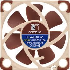 <b>Вентилятор</b> 40x40 <b>Noctua</b> (<b>NF</b>-<b>A4X10</b>-<b>5V</b>) 3700-4500rpm