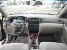 2003 Toyota Corolla Black (5666)