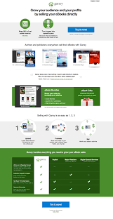 26 beautiful landing page designs a b testing tips ebook s landing page
