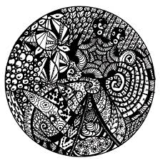 Free Printable Mandala Coloring Pages Mandala