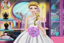 barbie wedding makeup and dress up games barbie real makeover bride barbie bride dress up and