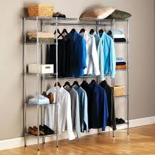 Portable Closets Ikea Storage Closet Amazon Clothes Rack With Shelves.  Portable Closets On Wheels Closet Ikea Canada Clothes Rack With Shelves.