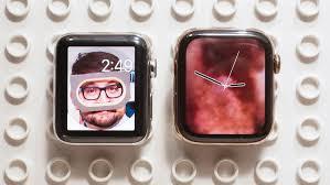 Apple Watch 3 Comparison Chart Apple Watch Comparison Series 3 Vs Series 4 Which Should
