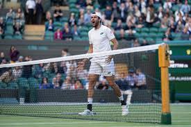 Berrettini soffre ma batte Auger-Aliassime: è una storica semifinale a  Wimbledon [VIDEO]
