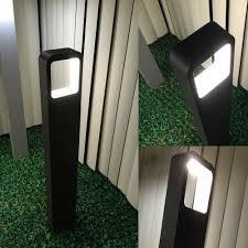Aluminum Alloy Outdoor LED Bollard Lights Garden Path Light - Exterior bollard lighting
