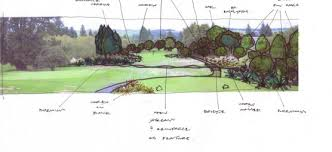 Small Picture Design Golf Space Design Public Space Landscape Architecture