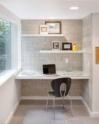 shelves office. office floating shelves home midcentury with desk alcove