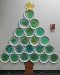 Preschool Crafts For Kids Simple Paper Plate Christmas AngelChristmas Paper Plate Crafts