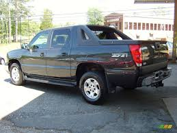 2004 Dark Gray Metallic Chevrolet Avalanche 1500 Z71 4x4 #12635025 ...