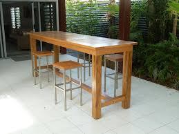 image of modern outdoor bar stools top