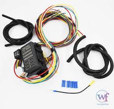 8 circuit wiring harness wiring diagram list