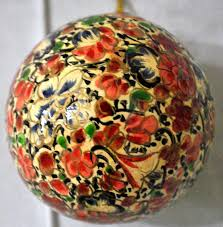 Paper Mache Decorating Paper Mache Decoration Hanging Ball Price For 6 Decorating Balls