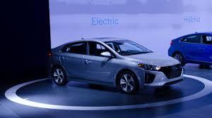 2018 hyundai ioniq electric. plain hyundai updated 2018 hyundai ioniq hybrid and ev priced starts under  25000 on hyundai ioniq electric