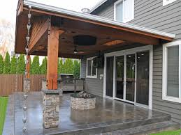 Gas Fire Pit For Covered Porch