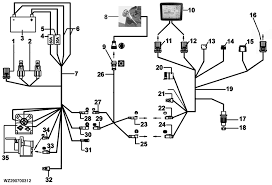 omwzw16250 john deere ignition wiring diagram john deere alternator wiring diagram manuals omview