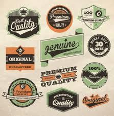 Label Design Free Retro Label Design Vector Vector Free Vector Download In Ai Eps
