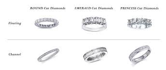 Diamond Cut Options For Wedding Rings Custom Engagement Rings