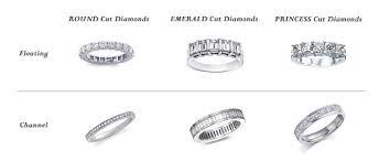Diamond Cut Options For Wedding Rings Custom Engagement Rings