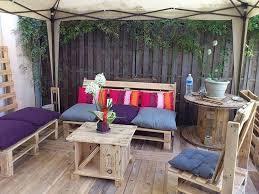 outdoor deck furniture ideas pallet home. Furniture Ideas · Pallet Terrace Outdoor Deck Home