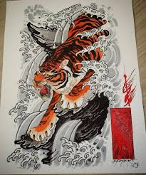 Tiger Tattoo Design Tigre