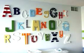 wooden letters decoration wall decor wood letter of fine