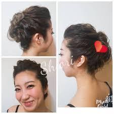 かっこいいヘアアレンジ Instagram Posts Gramhanet