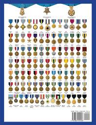 2017 Marine Corps Military Ribbon Medal Wear Guide Col