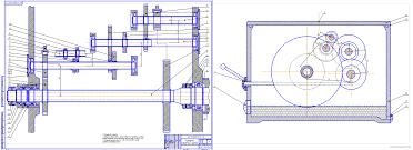 Курсовые и дипломные работы станки токарные металлорежущие  Курсовой проект Расчет и проектирование привода главного движения токарно винторезного станка