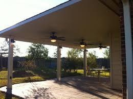 aluminum patio cover austin Design and Ideas
