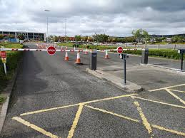 Height Restriction Barriers Design Automatic Barriers Car Park Barriers Traffic Barriers