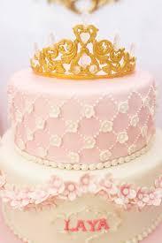 Karas Party Ideas Royal Princess First Birthday Party