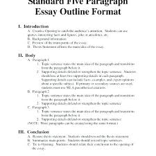 Elementary Research Paper Outline Template Arttion Co