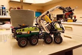 Обзор от покупателя на <b>Конструктор LEGO Technic</b> 42080 ...