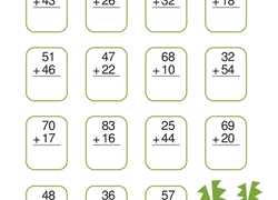 The 25  best Borrowing subtraction ideas on Pinterest besides Free Math Worksheets and Printouts also 2nd Grade Math Worksheets   Free Printables   Education furthermore  further  as well Free math worksheets moreover Multiplication Math Worksheet   4th Grade   Kids Activities furthermore Free Math Worksheets and Printouts further Single Digit Multiplication for 2nd Grade   Education further  also Free Math Worksheets and Printouts. on single digit math worksheets 2nd graders